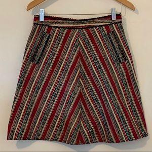 Fun vintage Betsy Johnson Flare Skirt